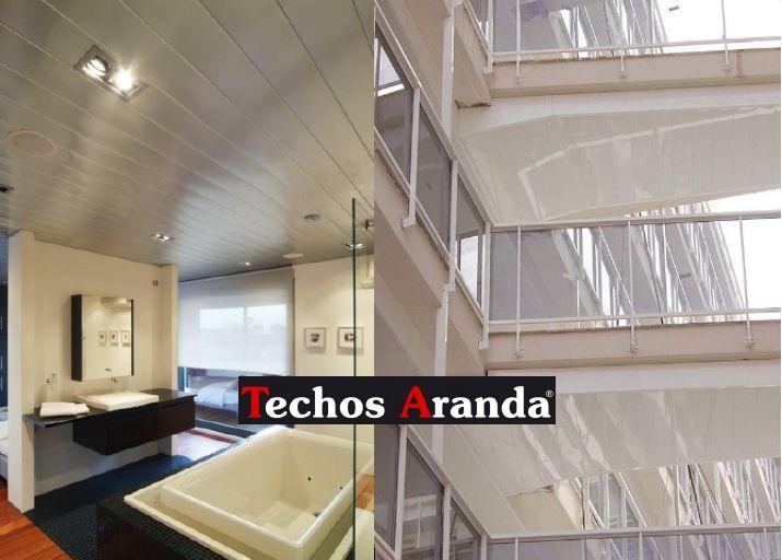 Precios instaladores de techos de aluminio acústicos