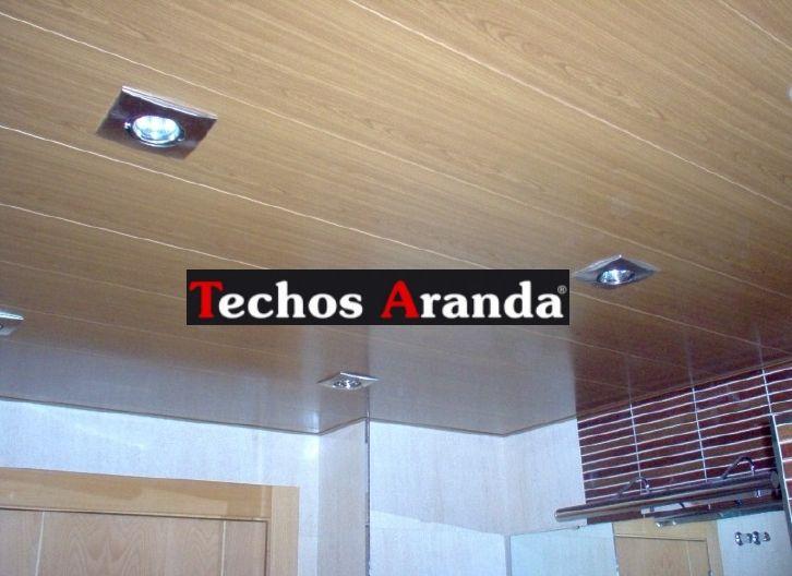 Precios montadores techos de aluminio acústicos decorativos