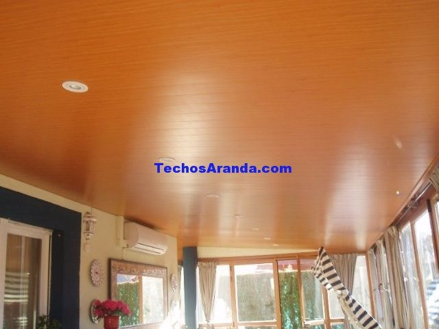 Precios ofertas techos aluminio acústicos decorativos
