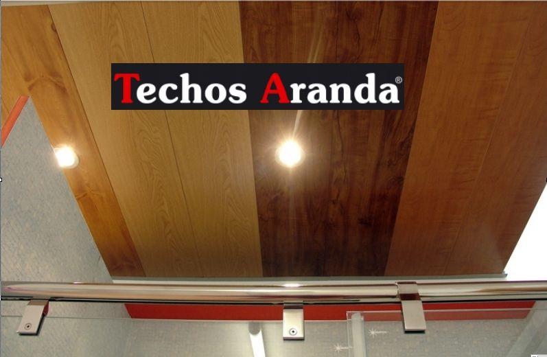 Precios techos de aluminio acústicos decorativos para baños