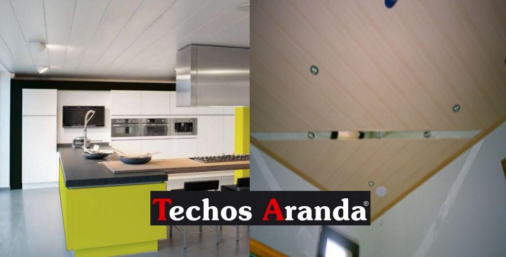 Precios techos de aluminio registrables decorativos para cocinas