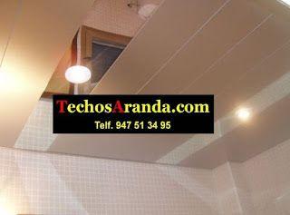 Precios venta techos de aluminio acústicos decorativos