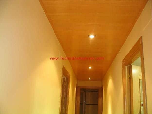 Precios venta techos de aluminio acústicos
