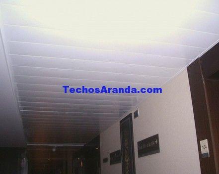 Presupuesto de empresa techos aluminio acústicos decorativos