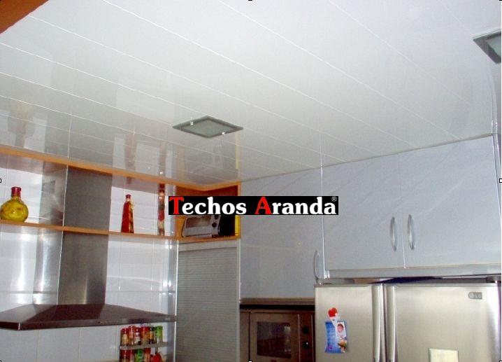 Presupuesto de techos de aluminio acústicos para cocinas