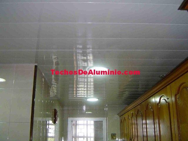Presupuesto de venta techos de aluminio acústicos decorativos