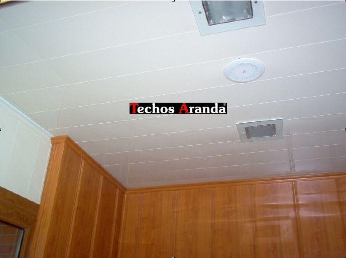 Presupuesto económico venta techos de aluminio acústicos decorativos