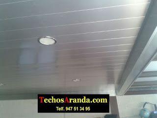 Presupuesto instaladores de techos de aluminio acústicos