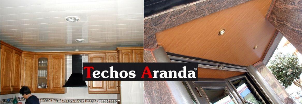Presupuesto lamas techos aluminio desmontables decorativos