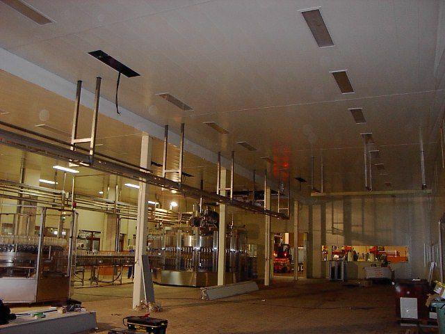 Presupuesto ofertas techos aluminio acústicos