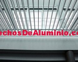 Presupuesto techos aluminio acústicos decorativos