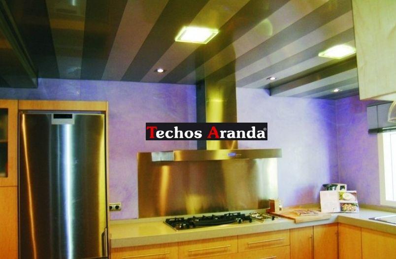 Presupuesto techos de aluminio registrables decorativos para cocinas