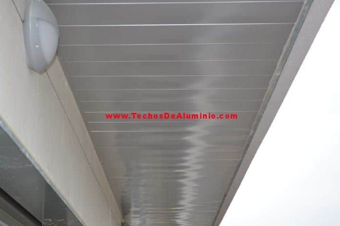 Presupuestos de techos de aluminio acústicos decorativos