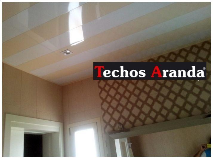 Presupuestos de techos de aluminio desmontables decorativos