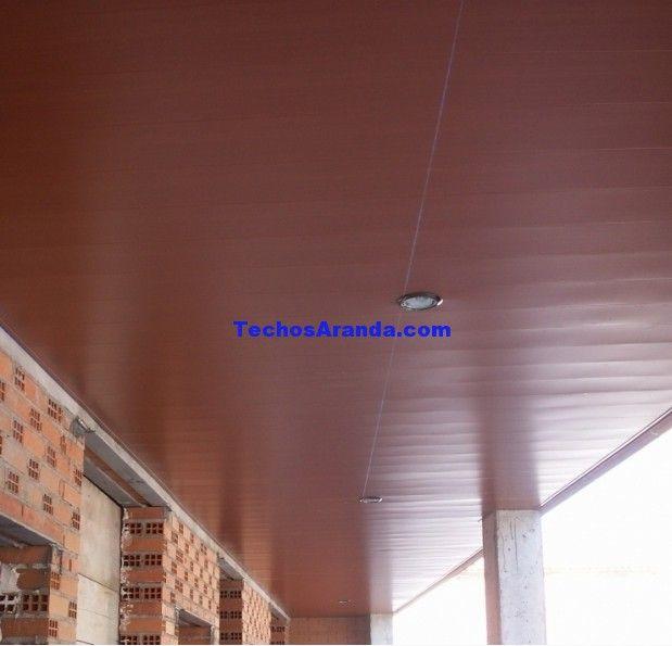 Presupuestos económicos ofertas techos aluminio acústicos decorativos