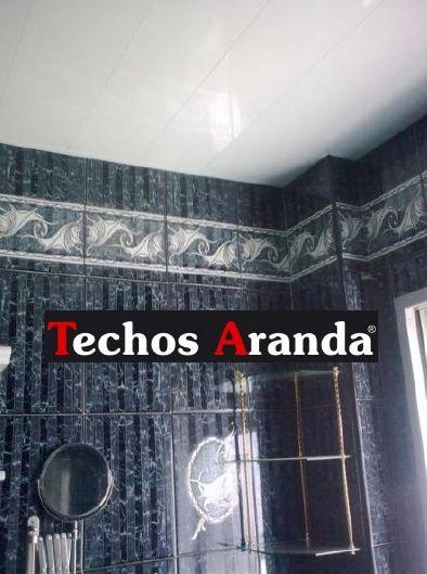 Presupuestos económicos techos de aluminio acústicos decorativos para baños
