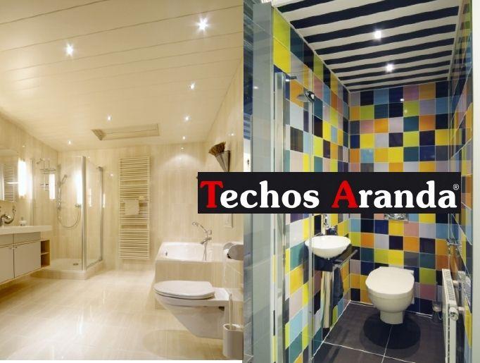 Presupuestos económicos techos de aluminio registrables decorativos para baños