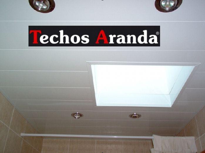 Presupuestos empresa techos aluminio acústicos decorativos