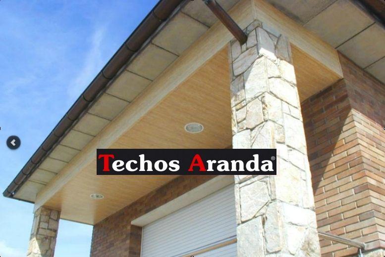 Presupuestos montajes techos de aluminio acústicos decorativos