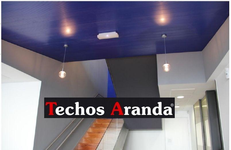 Presupuestos ofertas techos aluminio registrables decorativos