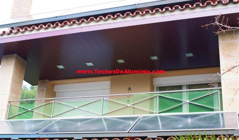 Presupuestos techos de aluminio acústicos decorativos