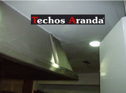 Profesional de empresa techos aluminio registrables decorativos