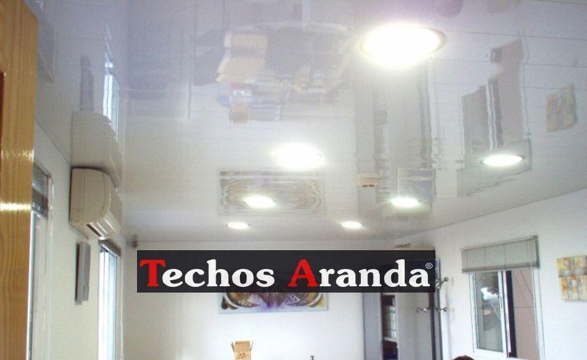 Profesional de instaladores de techos de aluminio registrables decorativos