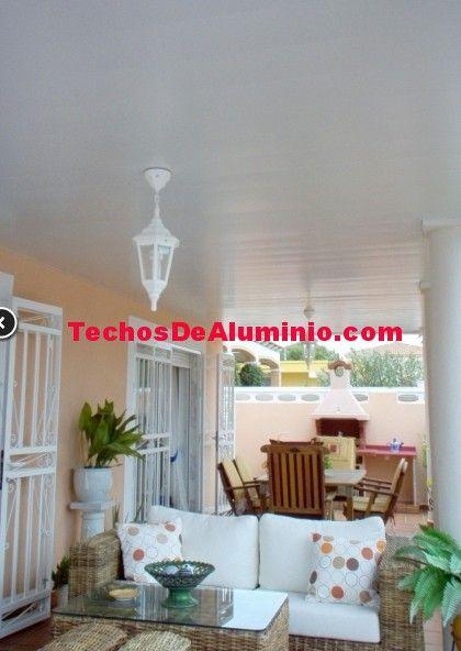 Profesional de montaje techos aluminio acústicos decorativos