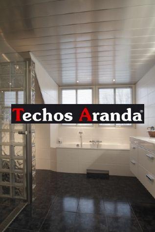 Profesional de techos de aluminio decorativos para baños