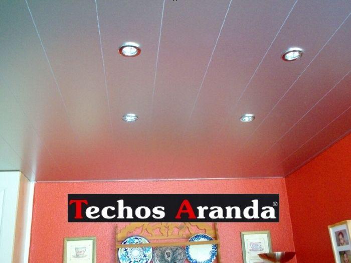 Profesional montaje techos aluminio desmontables decorativos
