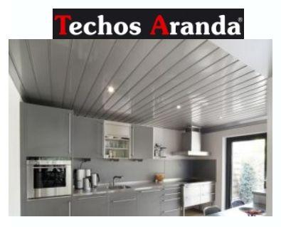 Profesional techos de aluminio desmontables decorativos