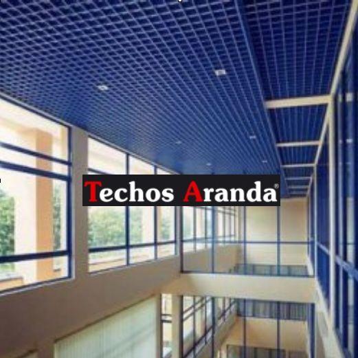 Profesionales empresa techos aluminio acústicos decorativos