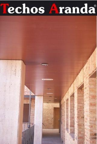 Profesionales empresa techos aluminio acústicos