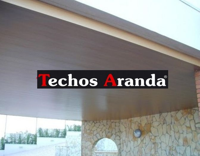Profesionales empresa techos aluminio registrables decorativos
