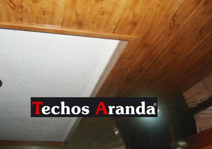 Profesionales montadores techos de aluminio acústicos decorativos