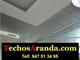 Profesionales ofertas techo aluminio acústico decorativo