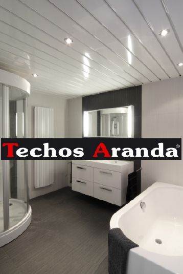 Profesionales techos de aluminio desmontables decorativos para baños