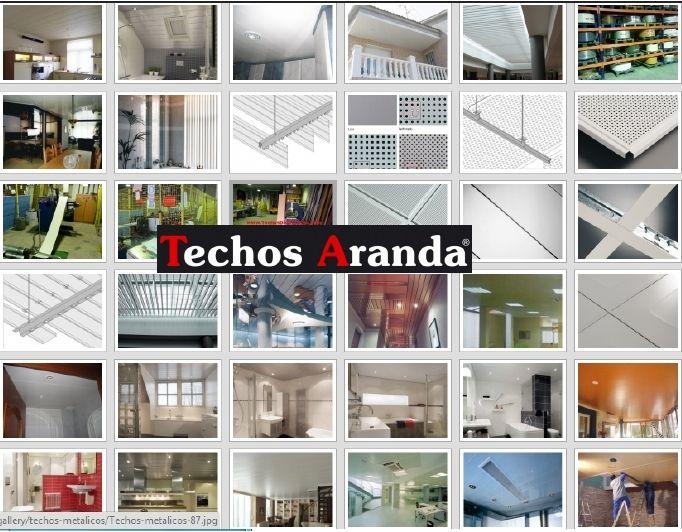 Profesionales techos de aluminio registrables decorativos para cocinas