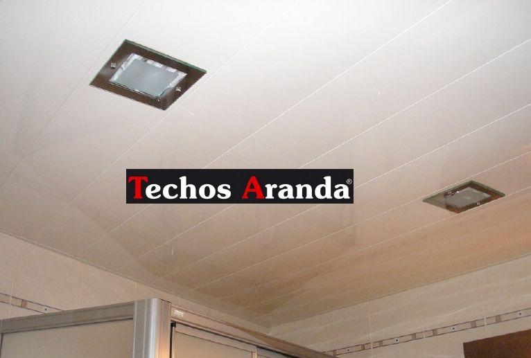 Profesionales venta techos de aluminio registrables decorativos