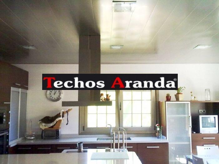 Servicio techo aluminio desmontable decorativo