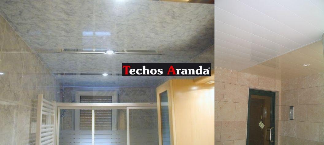 Servicios de techos de aluminio registrables decorativos