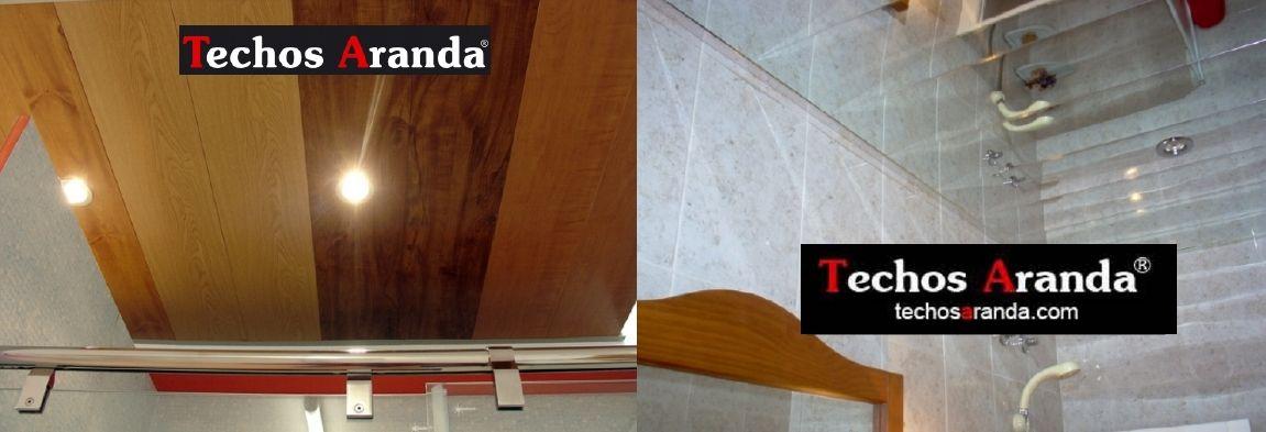 Servicios techos aluminio desmontables decorativos