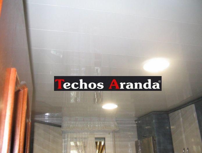 Servicios techos aluminio registrables decorativos