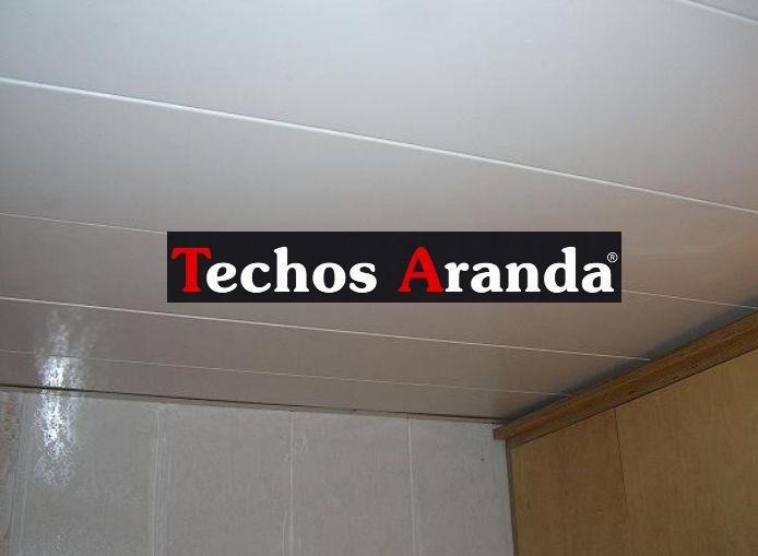 Servicios techos de aluminio desmontables decorativos