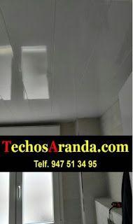Techo falso Aluminio acústicos decorativo