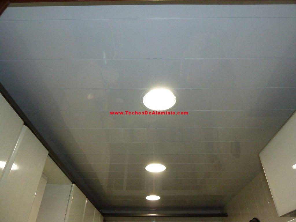 Techos registrables de aluminio registrables decorativos