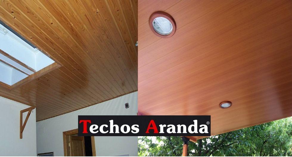 Trabajo de empresa techos aluminio registrables decorativos