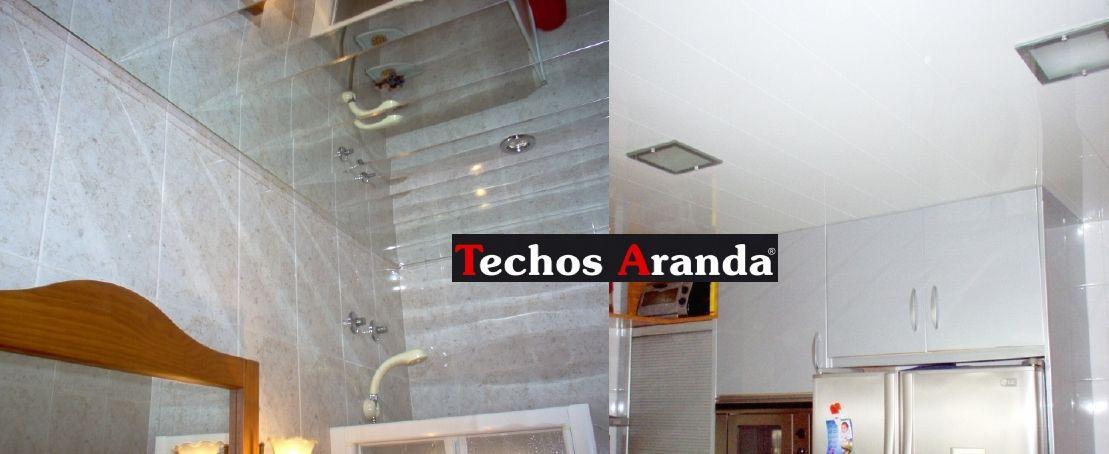 Trabajo de techos de aluminio registrables decorativos para baños
