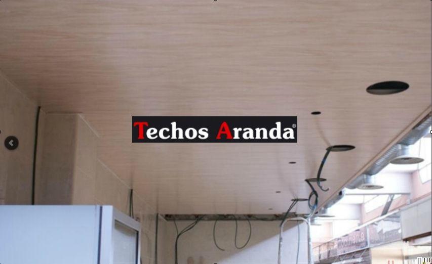Trabajo de venta techos de aluminio acústicos decorativos