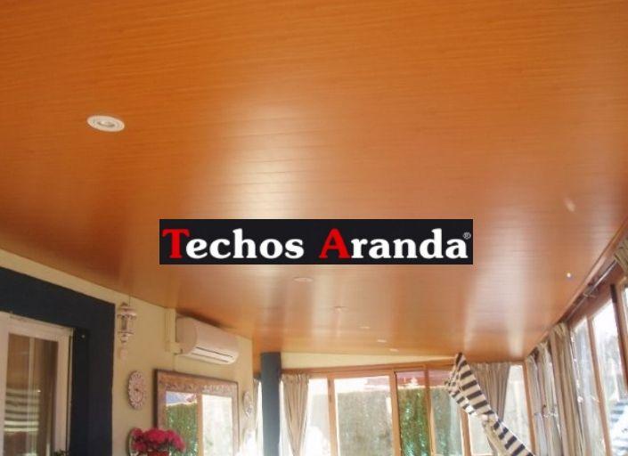 Trabajo venta techos de aluminio desmontables decorativos